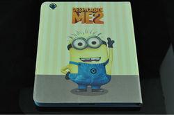 Minion pattern case for ipad 2 3 4