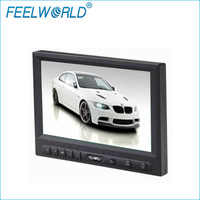 FEELWORLD 8 inch hot sale car monitor tv super with hdmi input