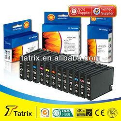 PGI29 Printer Inks for Canon, Compatible for Canon Printer Inks PGI29 (PGI29),With CE, SGS, STMC, ISO Certificates