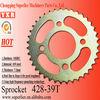 428 motorcycle parts good quality OEM motorcycle bajaj ct100 sprocket
