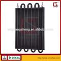 Transmisión universal enfriador de aceite para transmision enfriador de aceite para la industria automotriz y hayden ultra- frío del tubo y la aleta de transmisión refrigerador