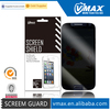 anti-peek mobile phone new top screen protector for s4 oem/odm(Privacy)
