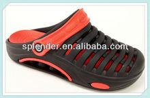 new arrival nude sandals hole shoes eva garden shoes men clogs