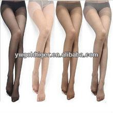 Korean Sex Girls Promotion Wholesale Nude Ballet Dance Tights Thigh High Sheer Women Sexy Pantyhose