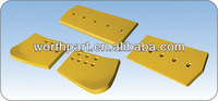 good material spare part 4T9586/4T9587 cutting edge for dozer