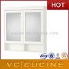 guangzhou hot sale wash basin mirror cabinet
