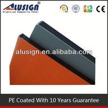 20 years guarantee ACP manufactured home wall panels