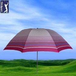 Contemporary antique golf umbrella for all the family