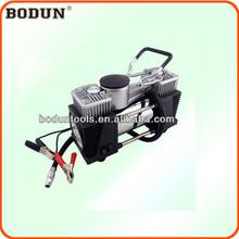 E1008 Good quality car air pump air compressor double-cylinder air pump