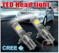 best quality Car Accessories LED Headlight H4 H7 H8 H9 H10 H11 9005 9006 High Power 50W LED Headlamp LED Car Headlamp kit H4
