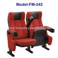 no. غرفة السينما fm-242 يعود ارتفاع كرسي النسيج للبيع