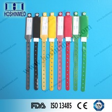 China OEM ID bracelets/ID wrist band CE ISO approved