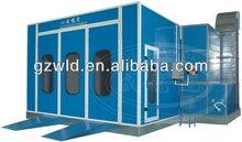 Carrosserie pulvérisation de peinture booth WLD6100 ( Type économique ), Pas cher prix