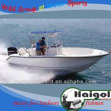 Supply19.5ft Sport boat fishing boat fiberglass boat FRP boat//boats for sale