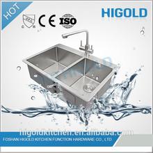 2014 New Design small corner kitchen sink
