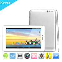 "7"" tablet pc Android 4.2 Original AINOL AX1 8GB MTK8389 Quad Core Build in 3G Dual Sim GPS 5MP WIFI Phone Tablets"