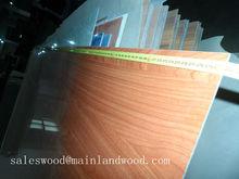 1300x2800mm wooden grain HPL/Decorative High-Pressure Laminates / Compact/washroom wall/toilet partition