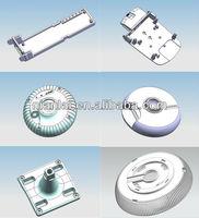 Shanghai Nianlai high-quality plastic parts rapid prototype mold/mould/molding
