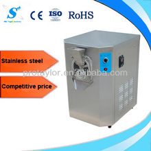 Stainless steel, table Gelato Batch freezer