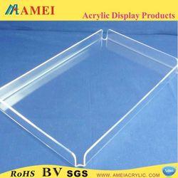 2013 Hot-sale acrylic fruits tray/Customized acrylic fruits tray