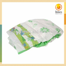 Cute Baby Diaper Disposal With Cloth like Film