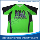 t-shirts cotton polyester blend sublimation