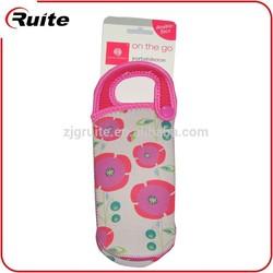 Neoprene Baby Bottle Cooler Tote Bag