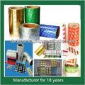 farmacéutico de la ampolla de papel de aluminio para el paquete de la medicina