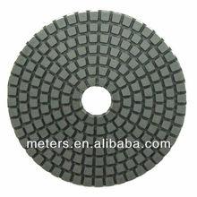 4 Inch Granite Wet Polishing Pad For Concrete