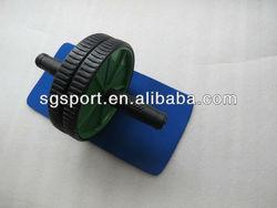 ab roller gym Exercise wheels AB power wheels fitness equipment