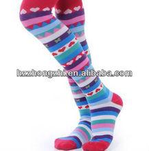 New design cotton pantyhose/tights/leg warmer for children/girls