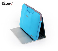Fashion blue neoprene bag for laptop / laptop bag / tablet PC bag