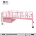 2013 novo design série angel baby pink nossas crianças cama do hospital
