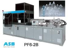 PET injection stretch blow moulding machine PF6 - 2B