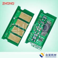 Supply compitable Ricoh laser toner chip for Ricoh printer SPC4000