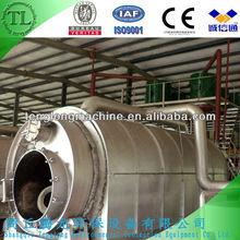 Environmental protect waste tyre pyrolysis plant(CE/EU/BV/ISO9001)