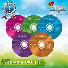 A grade verbatim china supplier dvd