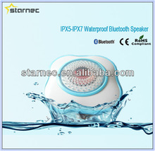 IPX5-IPX7 Waterproof Standard Waterproof Bluetooth Speaker with CE ROHS compliant