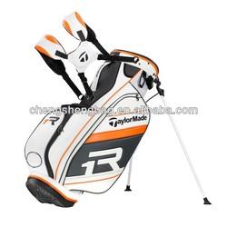 pu leather golf stand bag