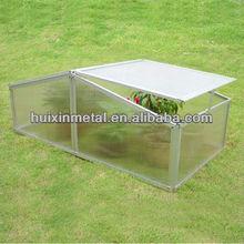 plastic mini greenhouse for vegetables & cold frame HX63222
