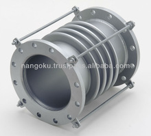 8 inch stainless steel bellows type diesel engines exhaust expansion joints.