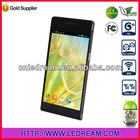 4.7inch 3G GPS WIFI Bluetooth MTK6577 Dual Core android smart phone