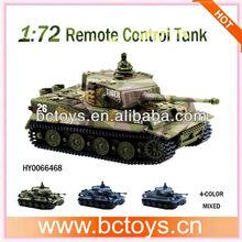 hot product! 1:72 scale 5ch mini rc tank model 11cm HY0066468