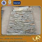 Natural stone green quartz wall tile for living room