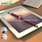 4 in 1 laser&LED touch laser pointer stylus pen