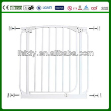 high quality adjustable metal baby safety gate