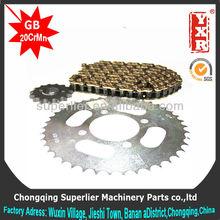 forging 1045 steel axle sprocket,professional in manufacting titan motorcycle sprocket