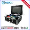 Novo produto 7 polegada Monitor SONY CCD pesca câmera de vídeo subaquático câmera ( BS-ST06D )