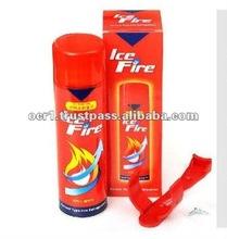 Aerosol fire extinguisher (Safety spray liquid extinguisher)