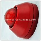 High Alarm Sounder LED Flash Strobe Siren horn